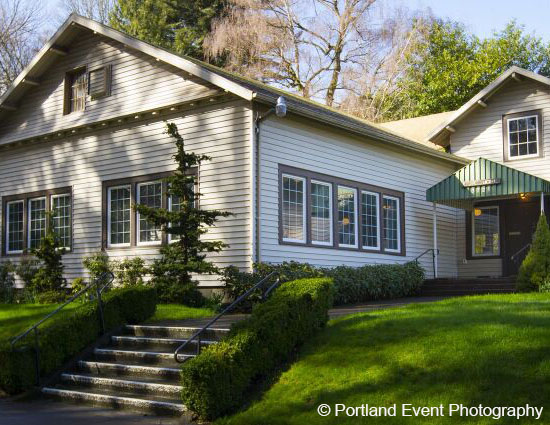 Located in Portland, Oregon and built in 1912, The